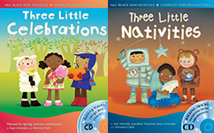 Three Little Celebrations & Three Little Nativities
