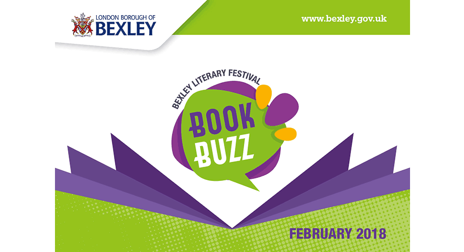 Kevin Graal news: Bexley Book Buzz