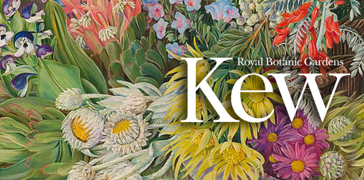 Kevin Graal news: Marianne North Gallery, Kew