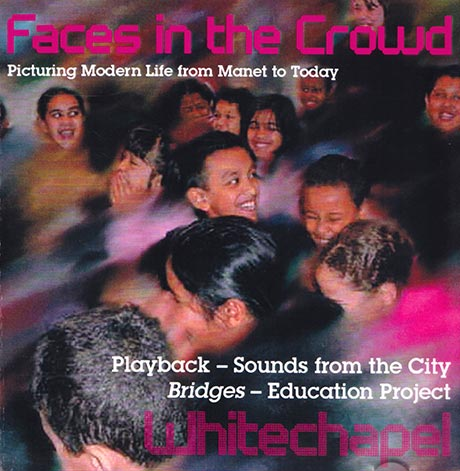 Whitechapel Gallery - Faces In The Crowd